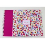 Album photos de classe liberty fuchsia