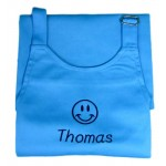 Tablier enfant smiley