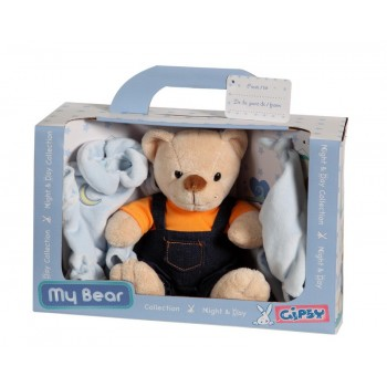 Coffret My Bear night and day bleu Gipsy