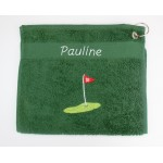 Serviette de golf