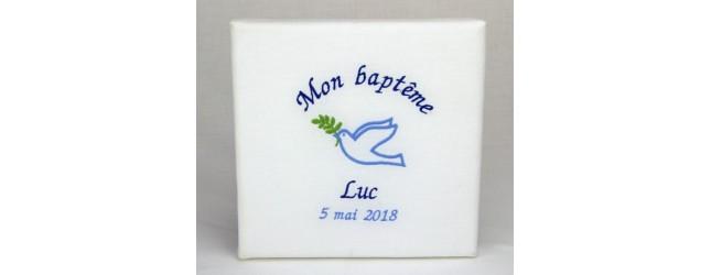 Cadre de baptême