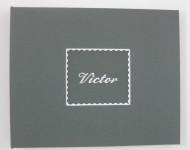 Album photos rectangulaire 25,5 cm x 31 cm